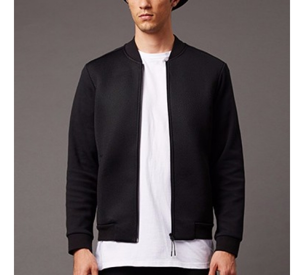 Sandwich mesh Breathable men's jacket