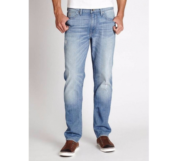 Men's Jeans, Relaxed, Bootcut Fit & Selvedge Denim
