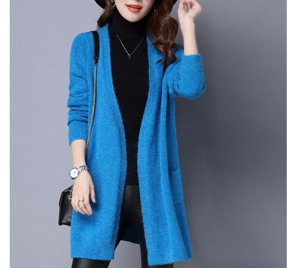 women's sweater , hemp flower coat autumn winter style