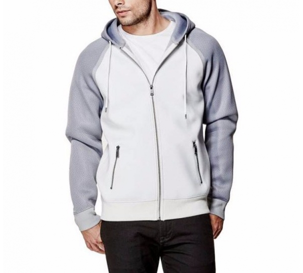 men's hoodies, casual with hood zipper