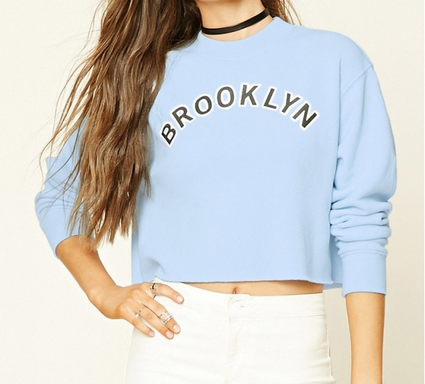 Women's hoodies, letter design long- sleeve style