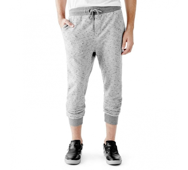 Men's jogger , casual waist with elastic drawstring