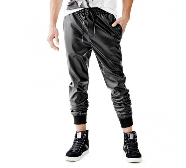 Men's jogger , casual waist with elastic pants