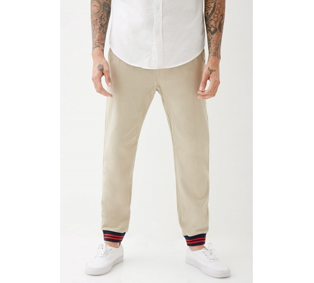 Men's jogging , casual waist with elatic pants sport
