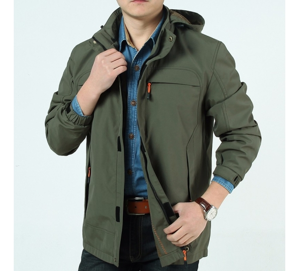 Men's outdoor , casual waterproof breathable thin style