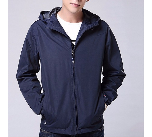 Men's outerwear , Casual and sport style