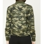 women's jackets ,  cotton with camouflage printing  coat
