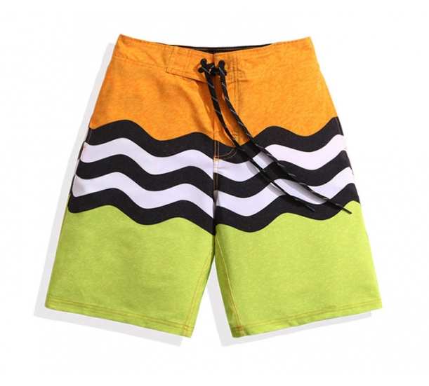 Men's swimwear  , casual  quick drying comfort beach shorts