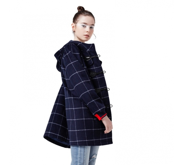 Girls Zip up Padding coat